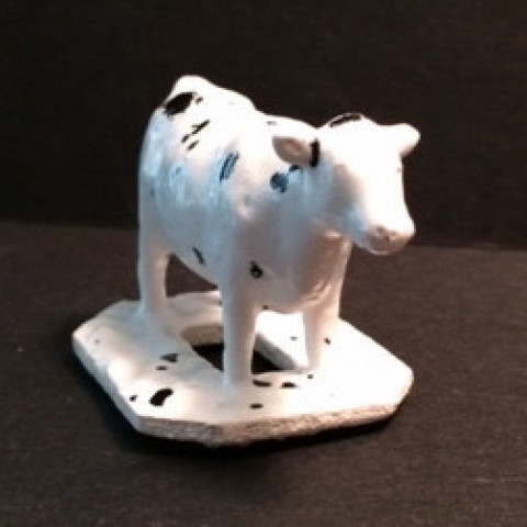 Big Omaha Cow