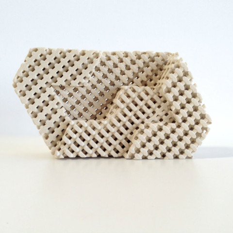 Cool Brick designed by Emerging Objects